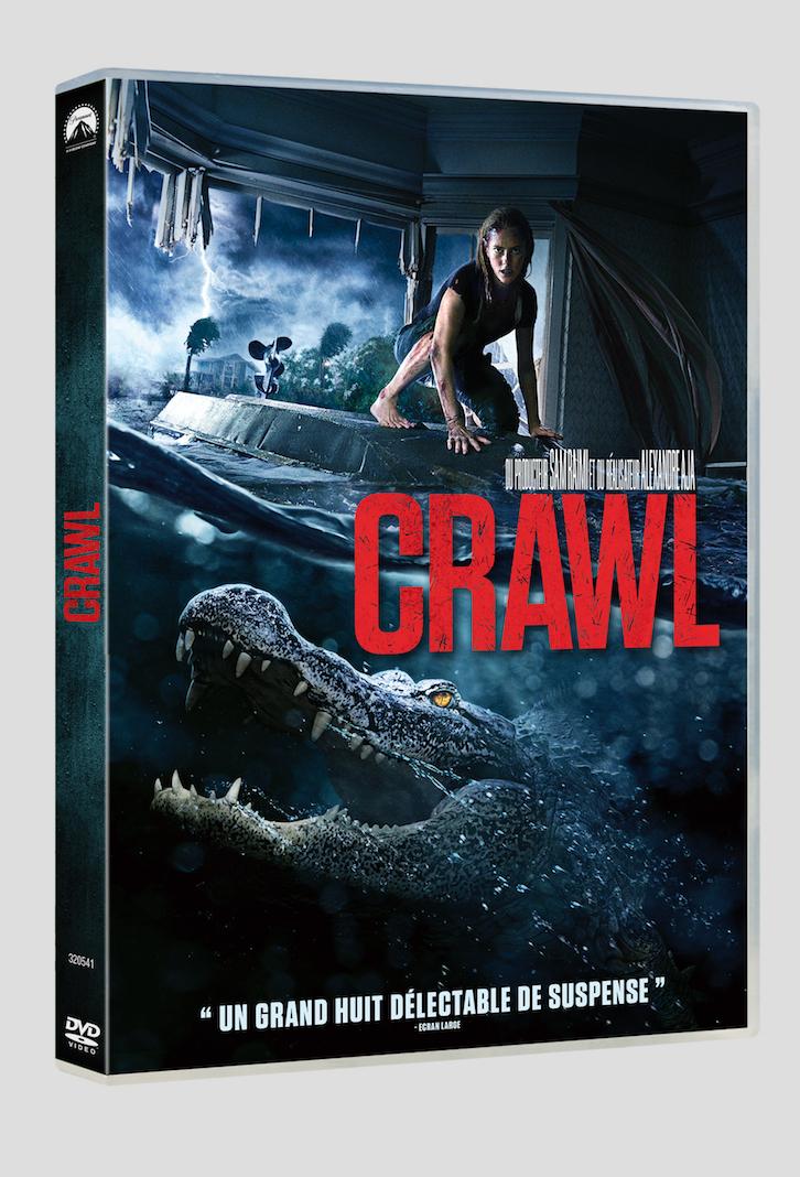 Crawl d'Alexandre Aja