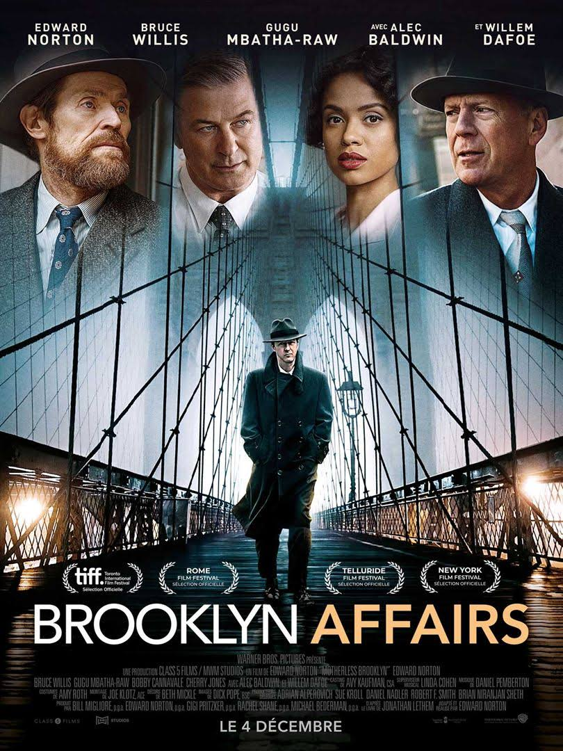 Brooklyn Affairs d'Edward Norton