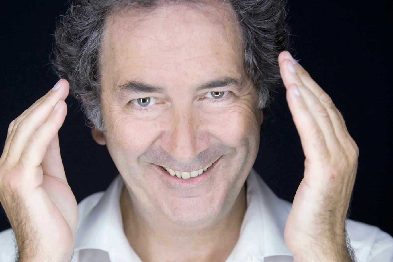 François Morel J'ai des doutes - Théâtre de Villefranche