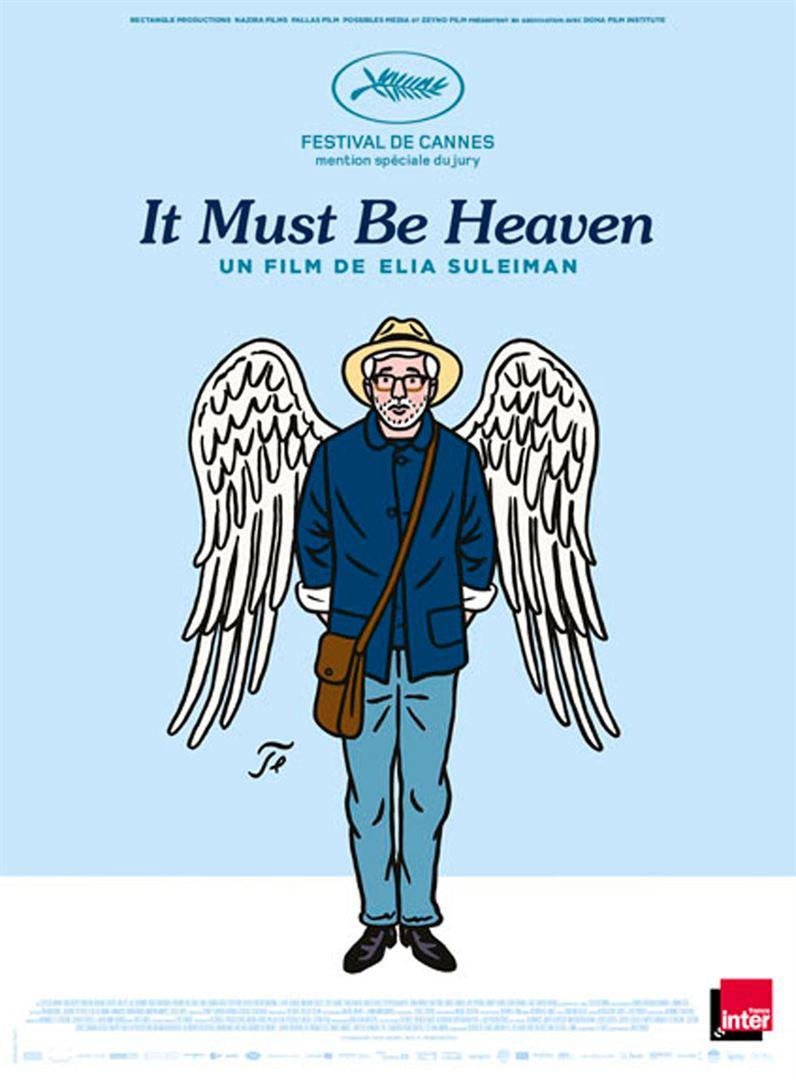 It must be heaven d'Elia Suleiman