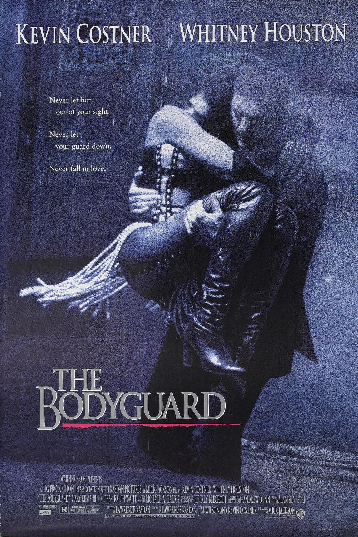 Bodyguard de Mick Jackson