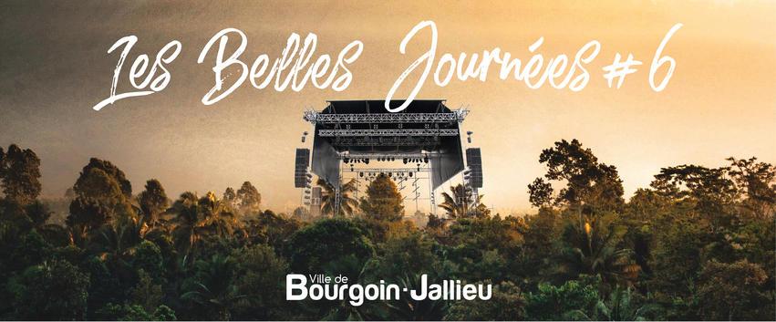 Festival Les Belles Journées 2020 à Bourgoin-Jallieu