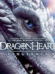 Les sorties DVD par Maurice Fusier : Dragon Heart, la vengeance