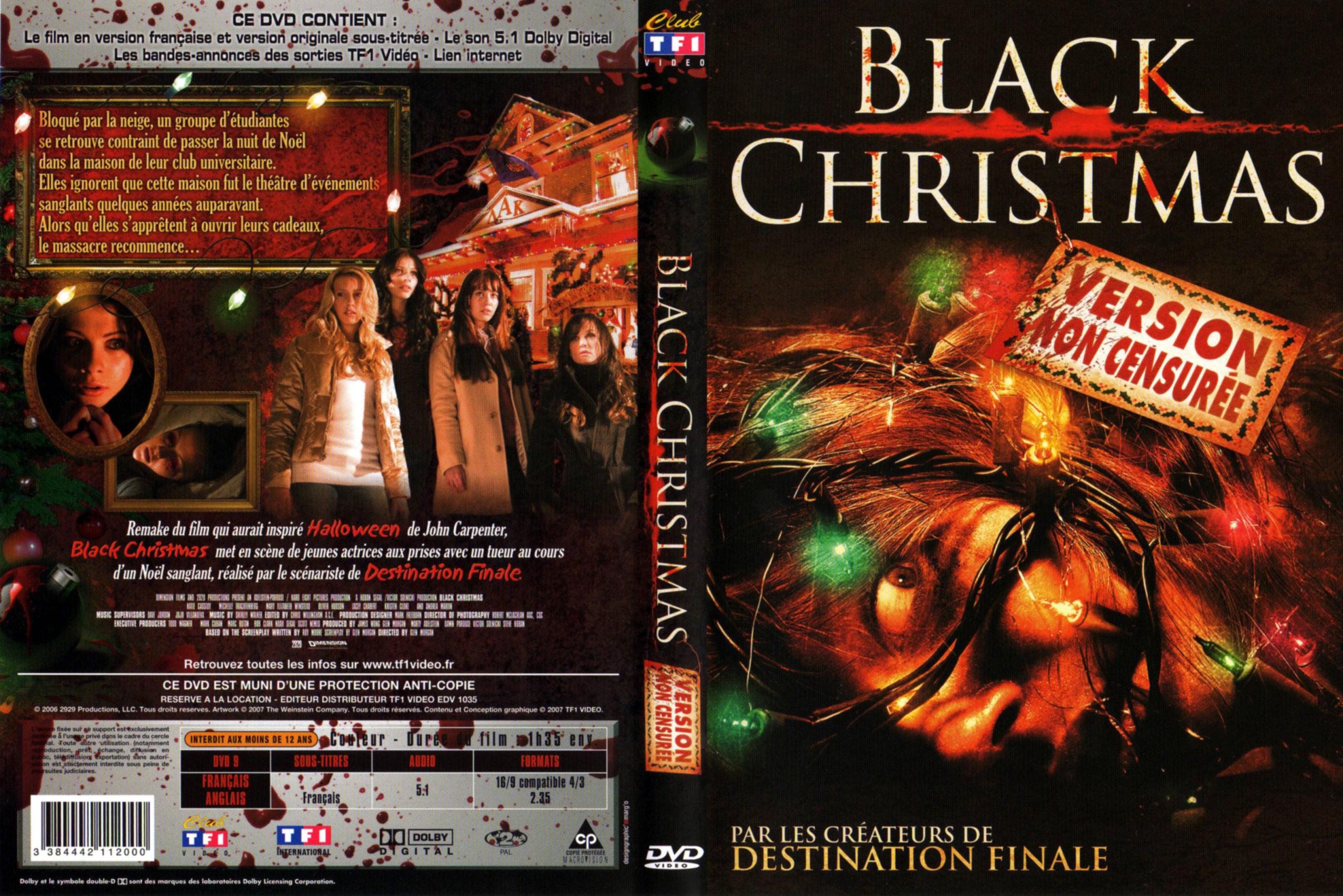 Black Christmas de Sophia Takal