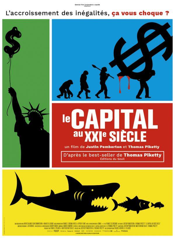 Le Capital au XXIe siècle de Thomas Piketty
