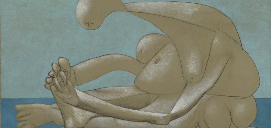 """Musée des Beaux-Arts de Lyon : exposition """"Picasso. Baigneuses et Baigneurs"""""""