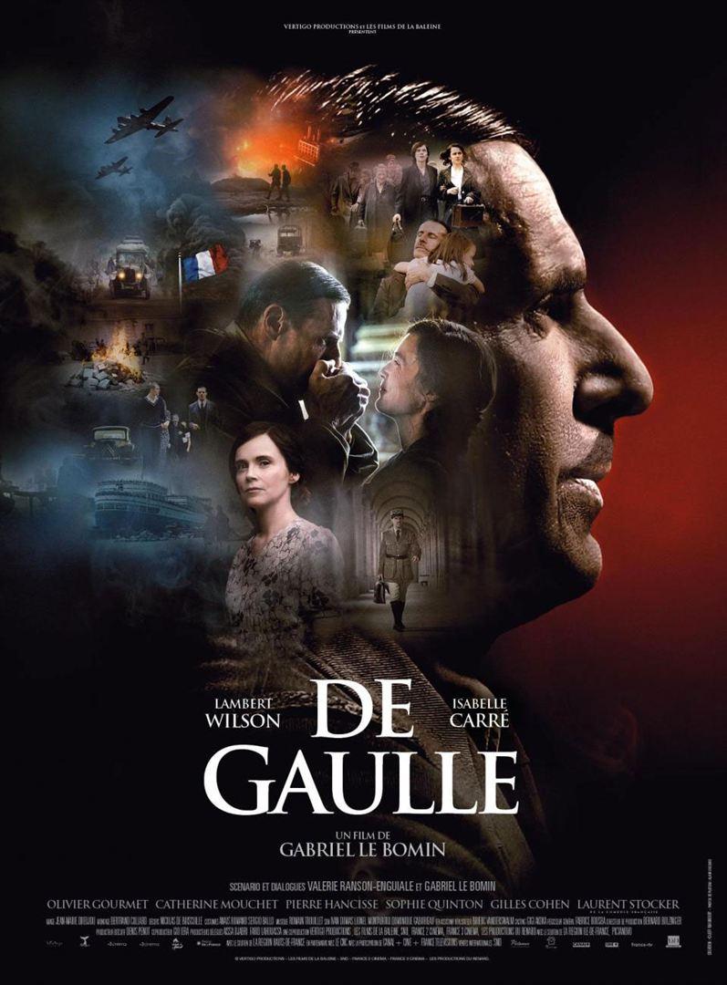 Cinéma : De Gaulle de Gabriel Le Bomin