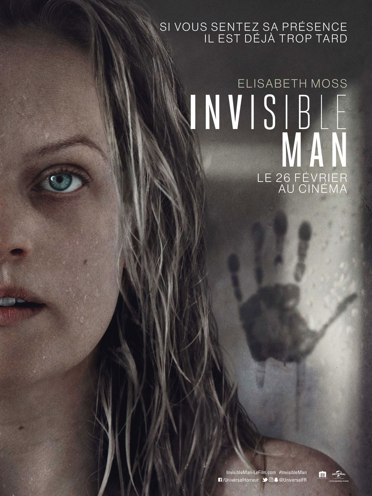 Invisible Man de Leigh Whannell