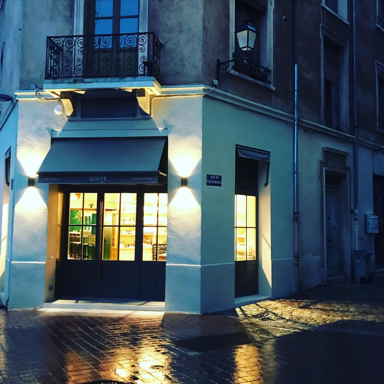 Restaurant à Lyon : Grive, bistrot-épicerie