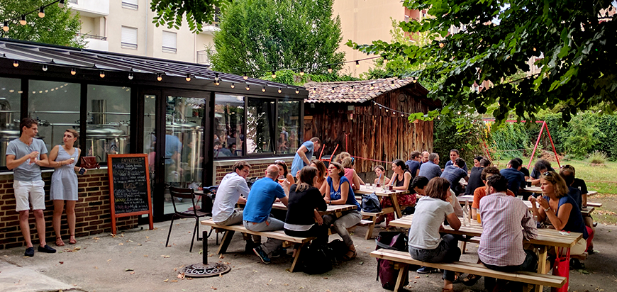 Restaurant à Lyon : Malting Pot