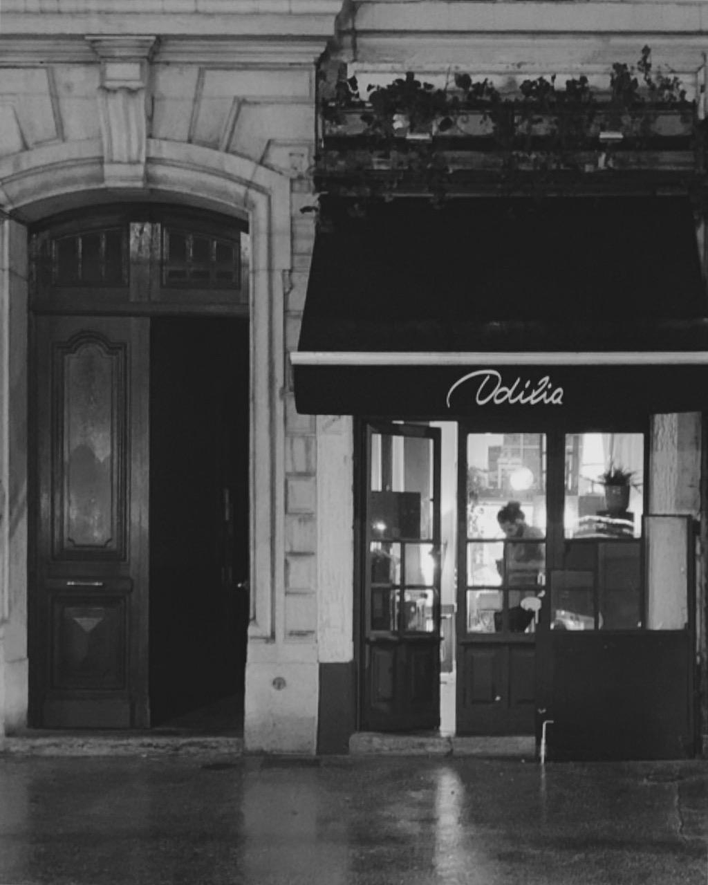 Restaurant à Lyon : Odilia