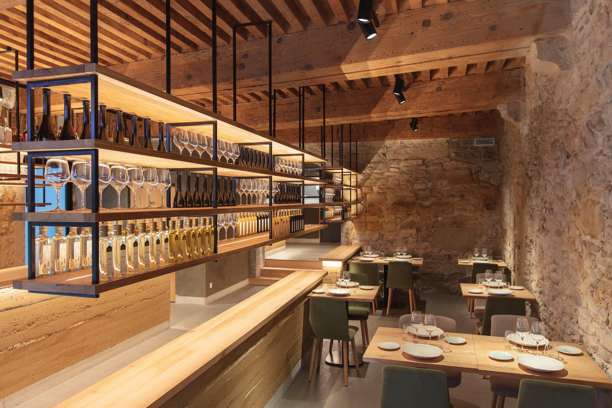 Restaurant à Lyon : Culina Hortus