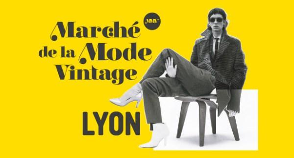 Marché de la mode vintage 2020 à Lyon