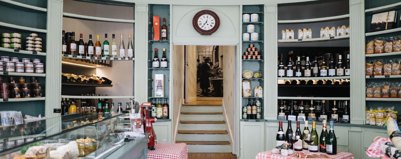 Les épiceries Abel, Maison ABEL : le meilleur de la gastronomie lyonnaise
