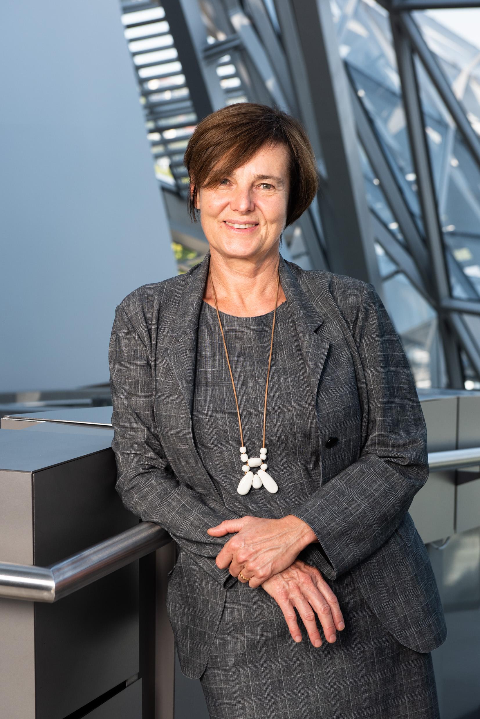 Hélène Lafont-Couturier, directrice du Musée des Confluences