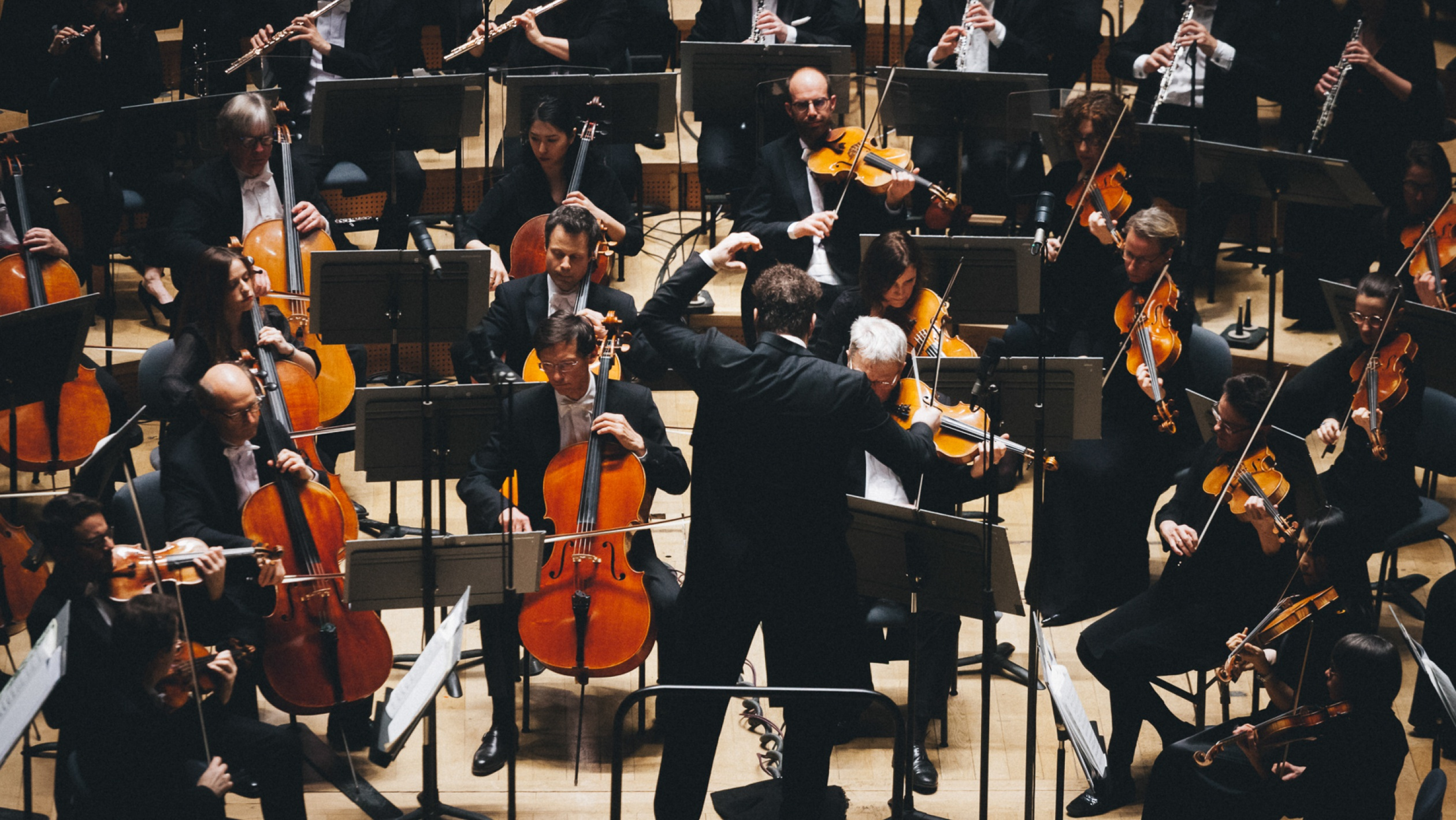 Symphonie héroïque en live - Auditorium - Orchestre National de Lyon