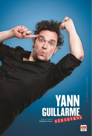 Yann Guillarme dans Véridique - Espace Gerson