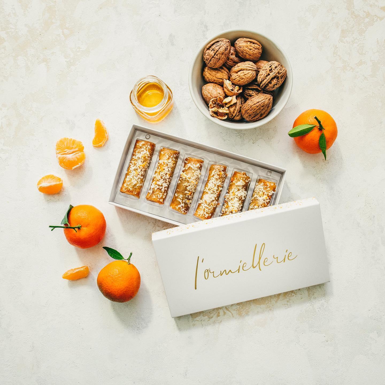 L'Ormiellerie - Pâtisserie Marocaine haute couture