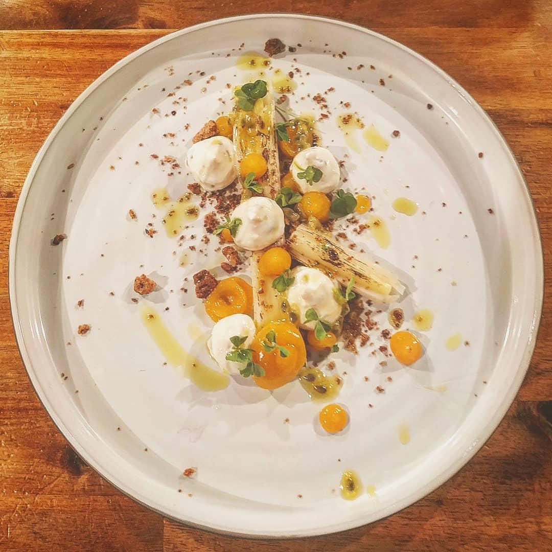Agastache, restaurant bistronomique à Lyon