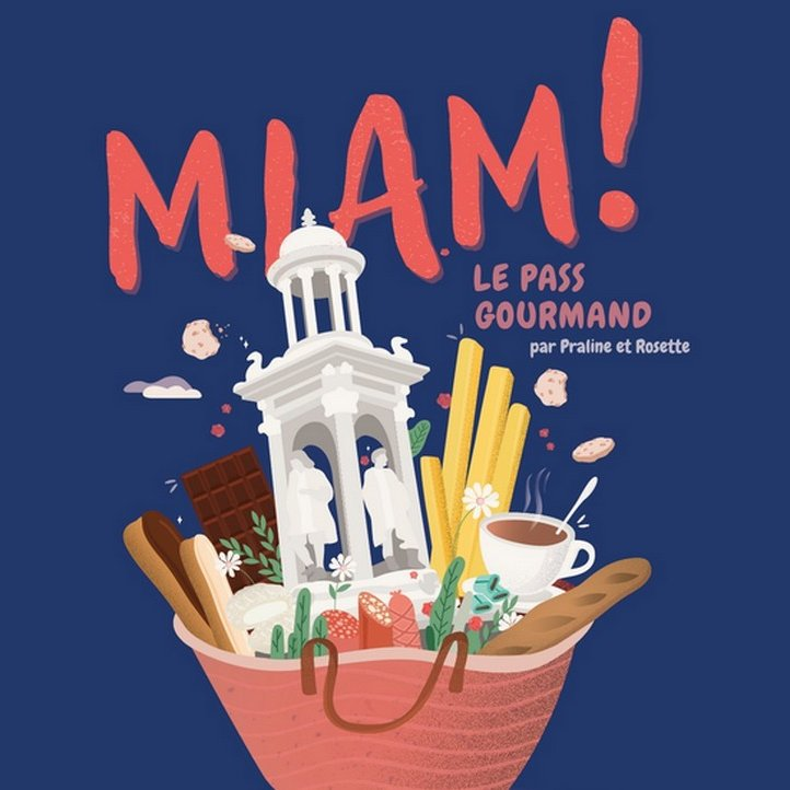 Miam ! Le pass gourmand lyonnais de Praline et Rosette ...