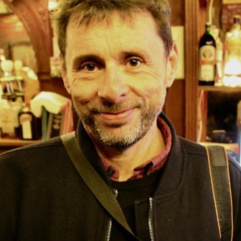 Thierry Pilat, nouveau directeur de la Halle Tony Garnier