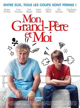 Mon grand-père et moi. Un film de Tim Hill.