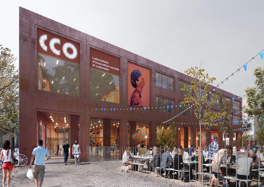 Nouvelle salle de spectacle à Villeurbanne – Centre Culturel Oecuménique de Villeurbanne