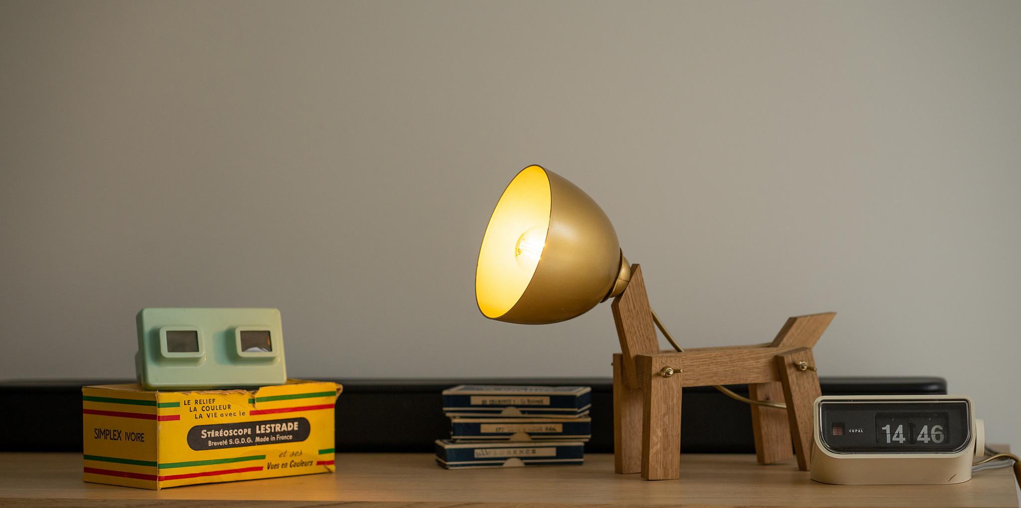 APY Light - Lampe ludique - luminaire design Lyon