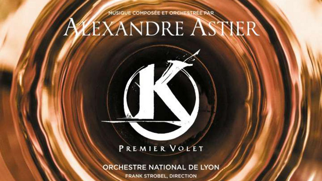 La bande originale de Kaamelott - Premier Volet d'Alexandre Astier