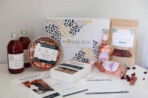 Monday Box - Votre box healthy mensuelle en livraison
