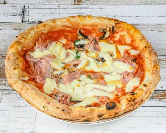 Pizza Marie-Antoinette