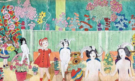 Art brut ou l'art des fous, de l'asile au marché de l'art