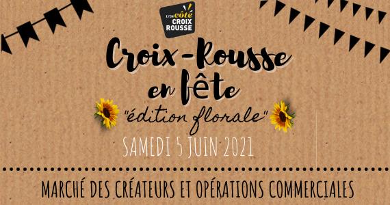 Croix-Rousse en fête 2021, 5 juin 2021