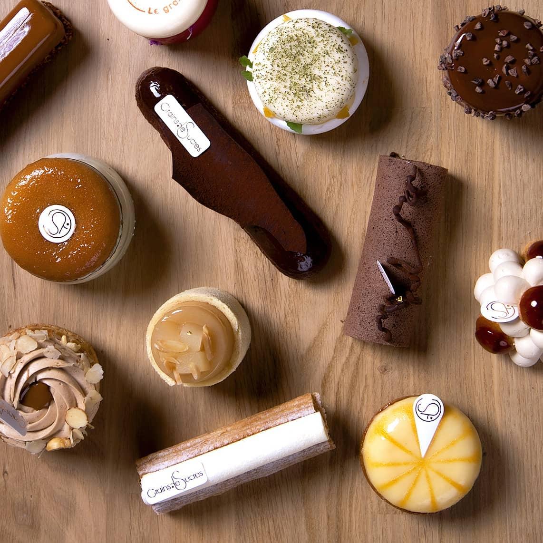 Grains de sucres, pâtissier boulanger 45 rue de Trion, 69005 Lyon