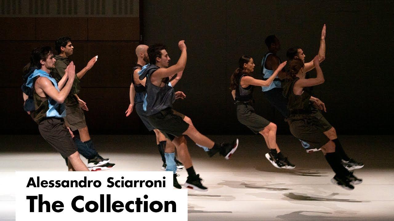 The Collection - Alessandro Sciarroni - Opéra de Lyon