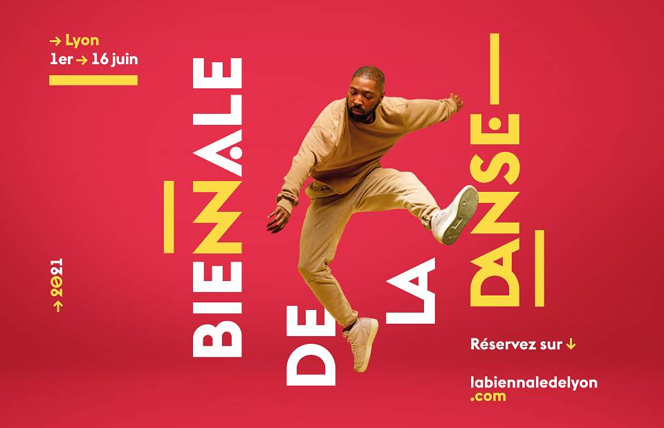 Biennale de la danse 2021, du 1er au 16 juin à Lyon
