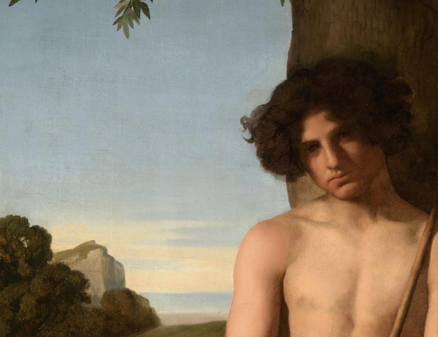 Exposition Les Flandrin, artistes et frères - Musée des Beaux-Arts de Lyon