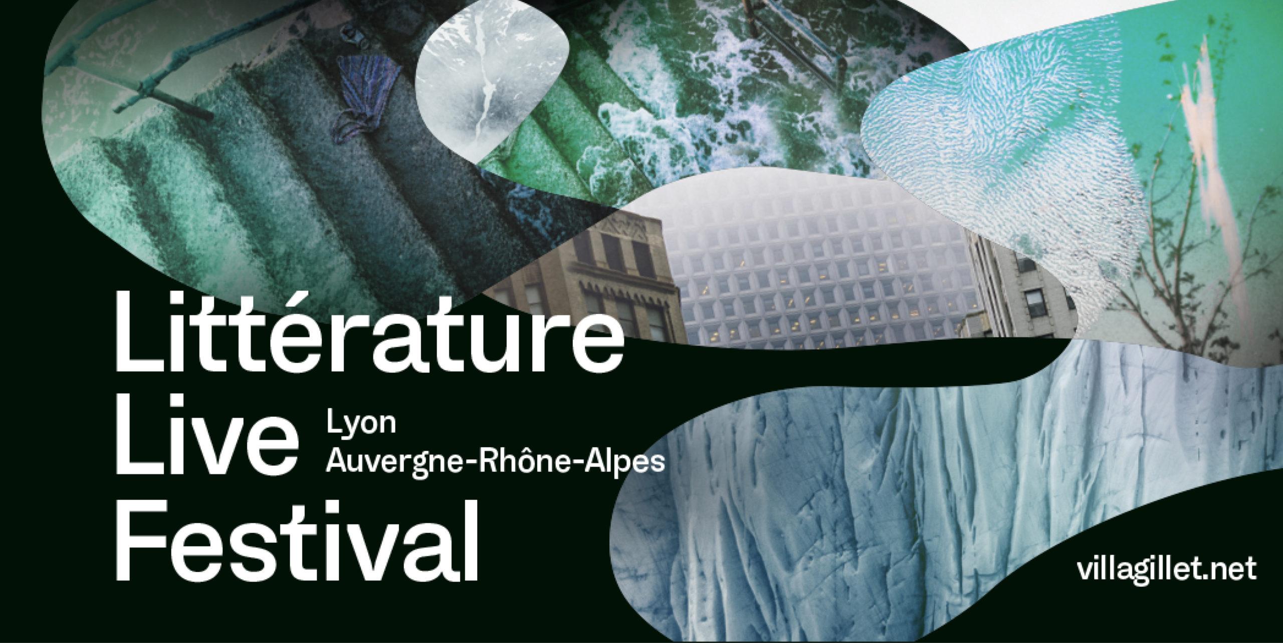 Littérature Live Festival 2021