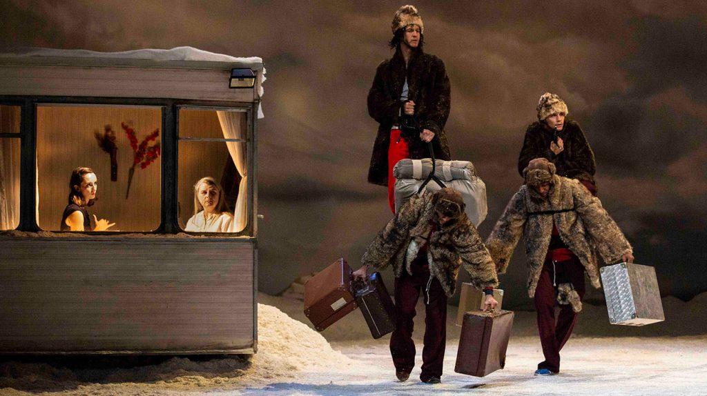 31 rue Vandenbranden, compagnie Peeping Tom - Opéra de Lyon du 10 au 13 juin