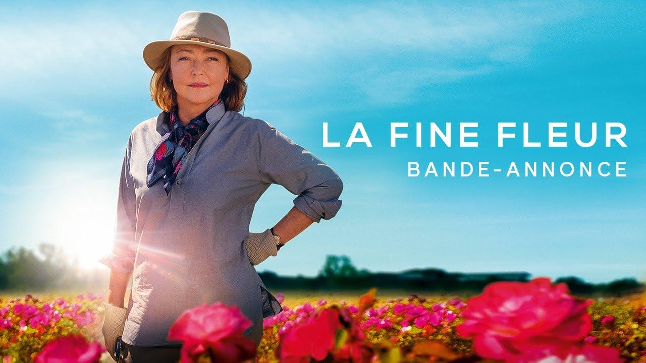 La Fine Fleur de Pierre Pinaud avec Catherine Frot, critique du film
