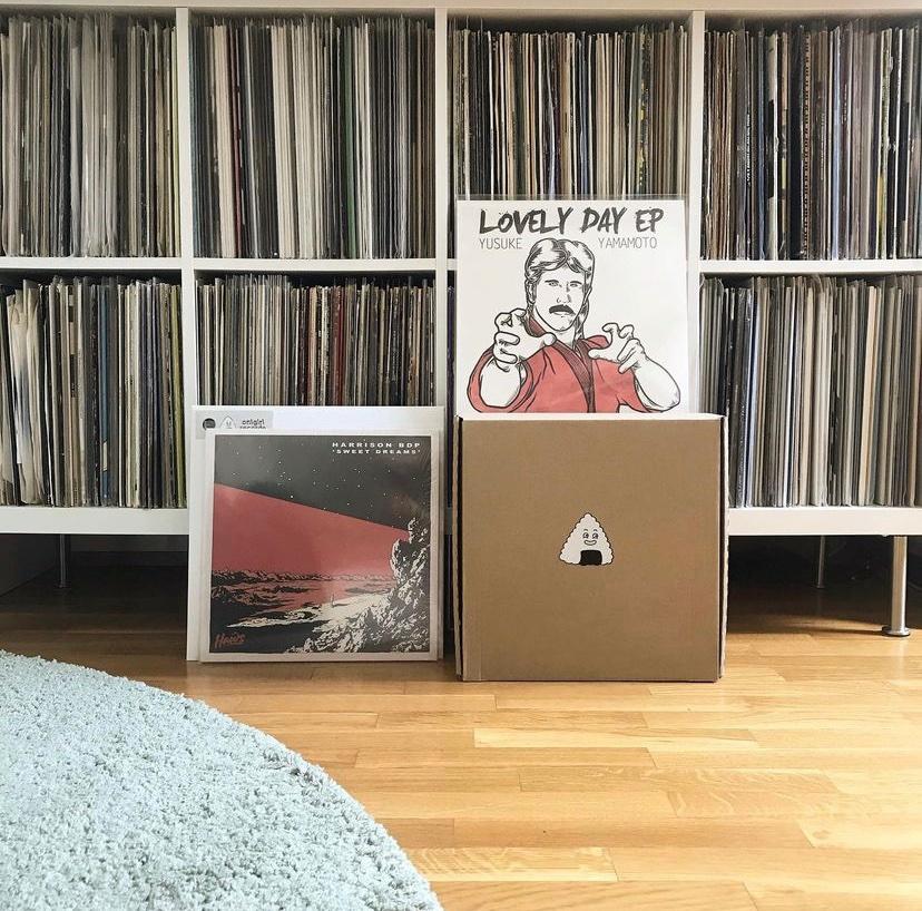 Onigiri Records, 40 rue Chevreul 69007 Lyon