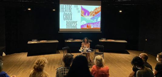 Théâtre de La Croix-Rousse : saison 2021/2022