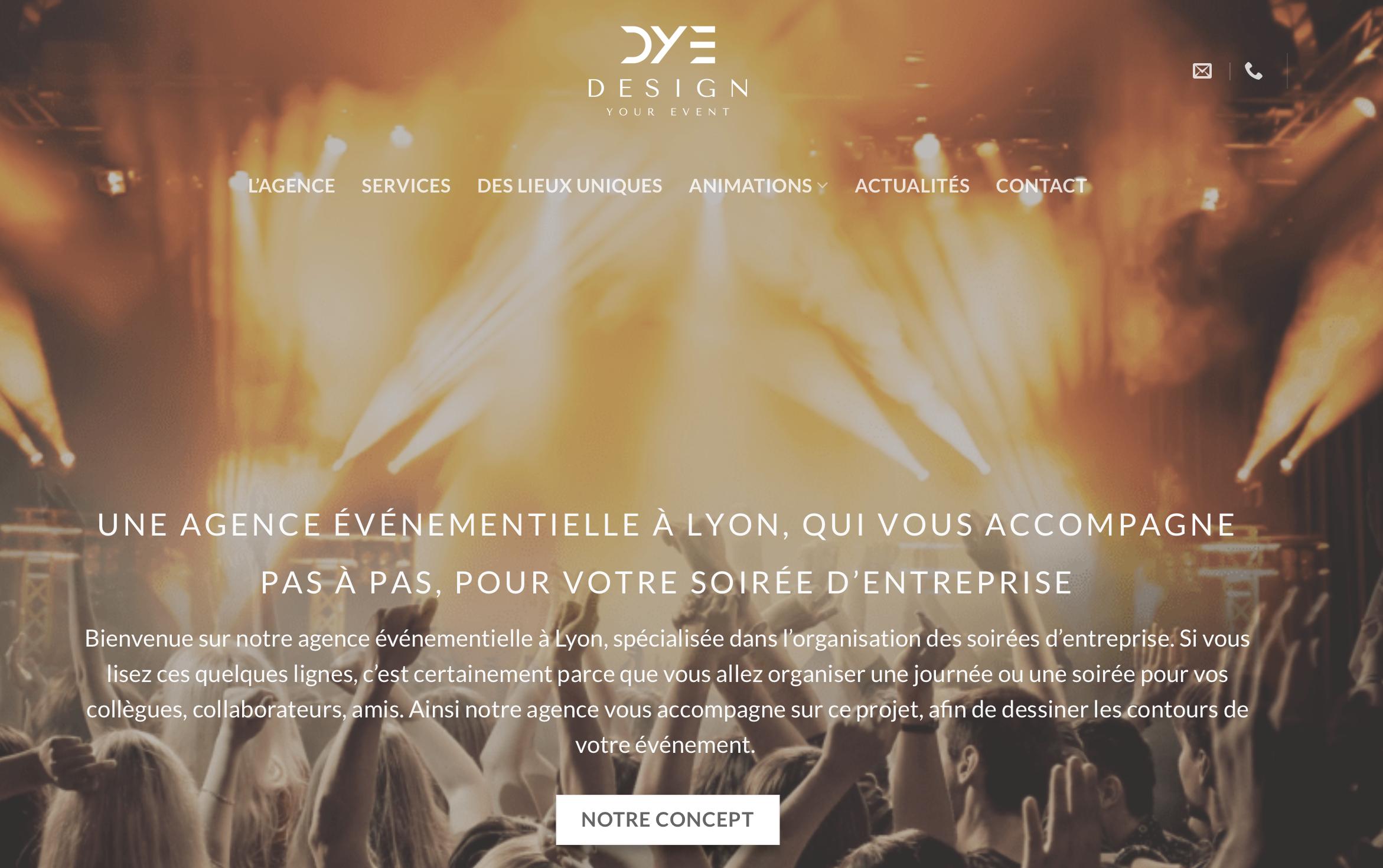 Agence événementielle à Lyon