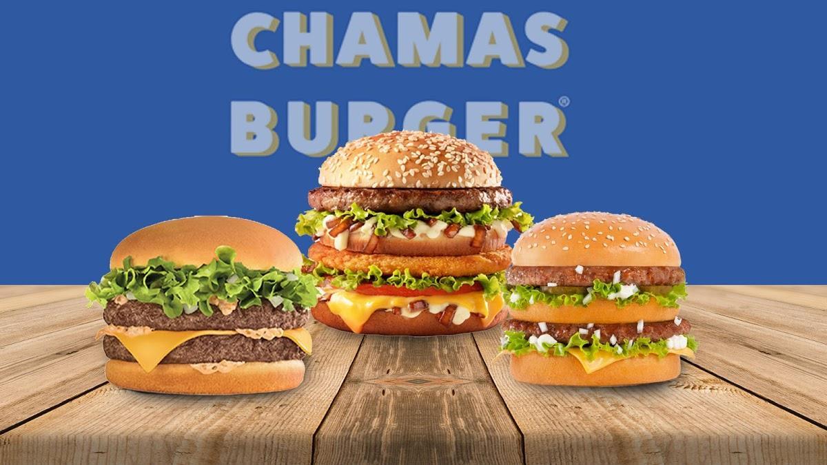 Chamas Burger® Lyon Villeurbanne - 54 Cours Emile Zola, 69100 Villeurbanne