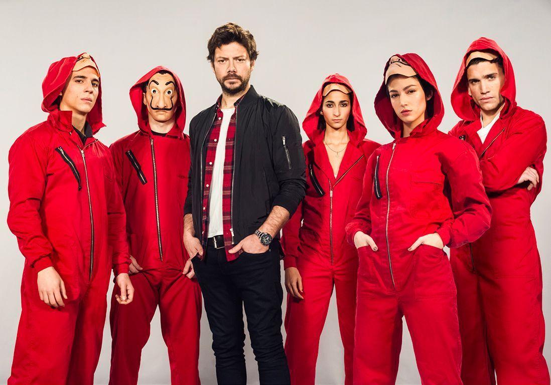 La Casa de Papel sur Netflix : les premiers épisodes de la saison 5