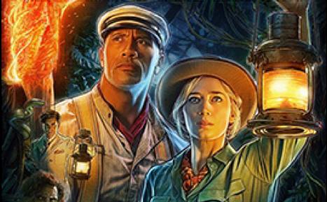 Jungle Cruise avec Emily Blunt, Dwayne Johnson - Critique du film