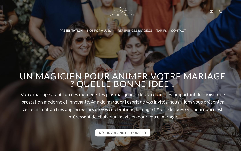 Magicien mariage à Lyon : une animation de mariage à Lyon innovante !