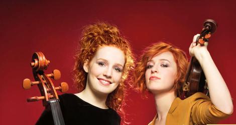 Camille et Julie Bertholet en concert au Radiant-Bellevue