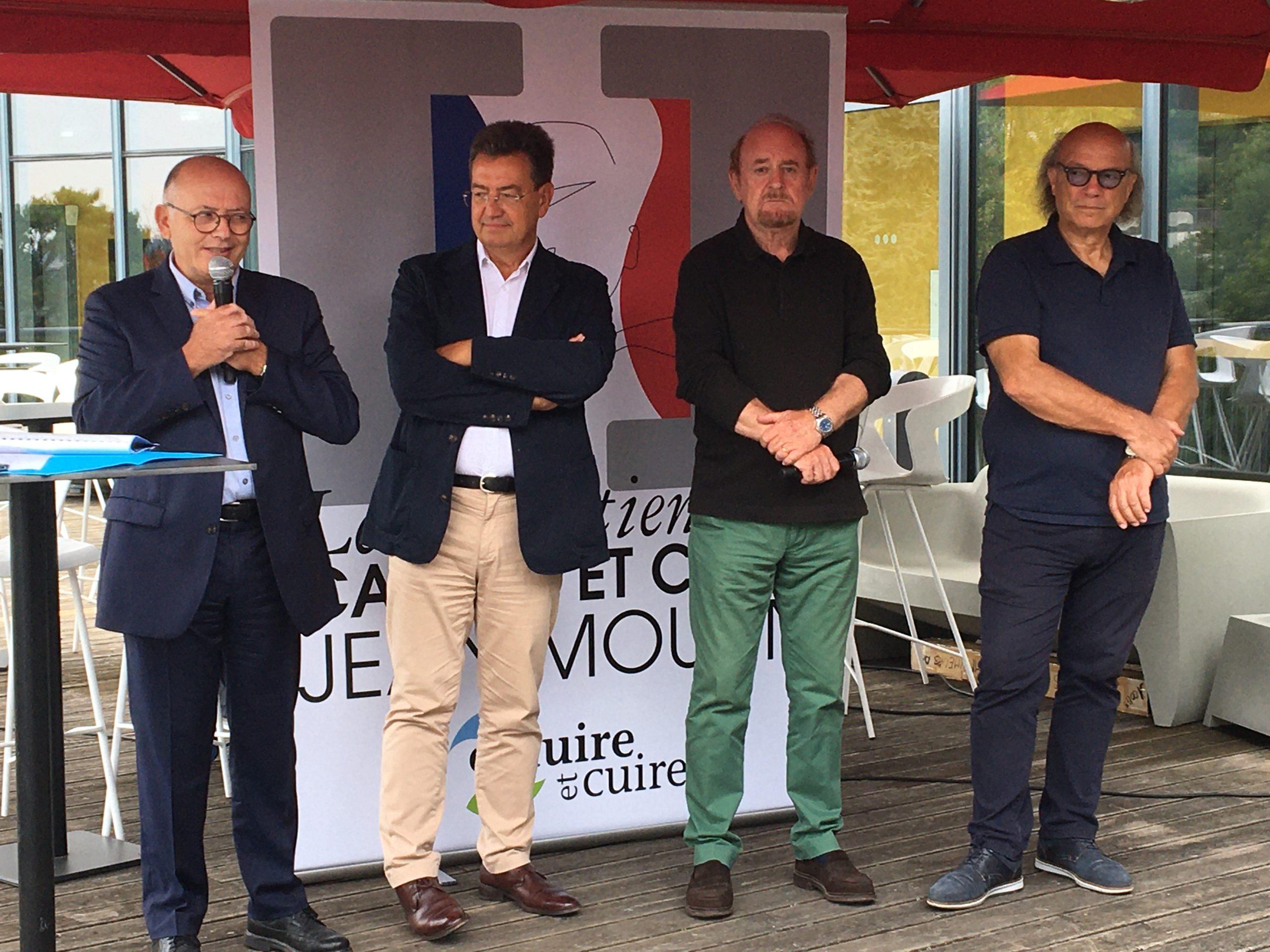 Les entretiens de Caluire-et-Cuire - Jean Moulin 2021