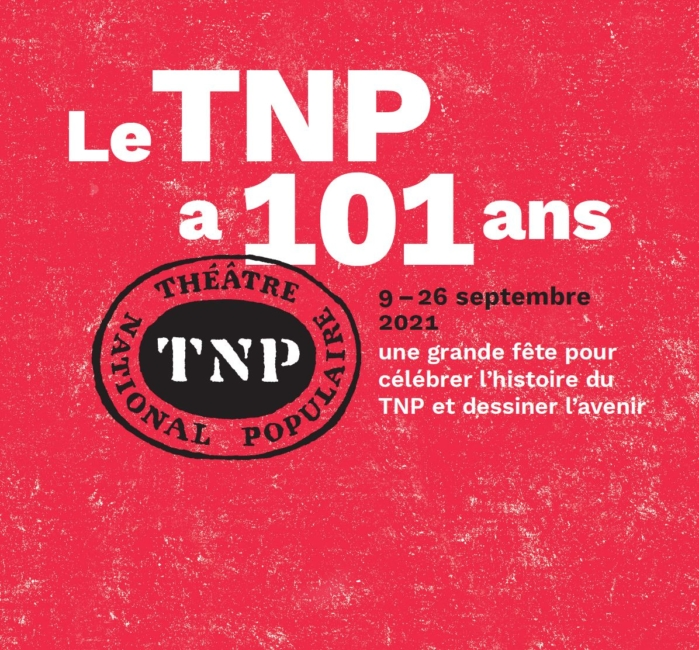 Le TNP a 101 ans ! - TNP Villeurbanne